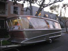 Retro caravan beauty!