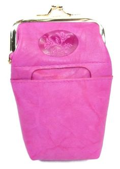 Buxton Heiress Collection Leather Cig... $15.99 #buxton #leather
