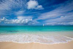 Beautiful Grace Bay Beach - Turks & Caicos