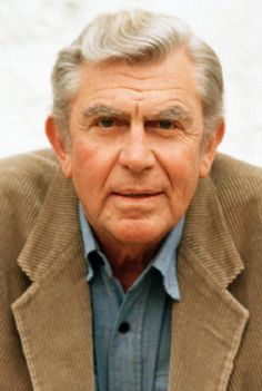ANDY GRIFFITH  Born on June 1, 1926 as Andy Samuel Griffith  in Mount Airy, North Carolina.  Died on July 3, 2012 (age 86) of a heart attack in Manteo, North Carolina