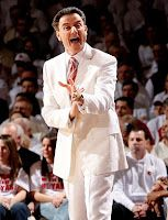 """To put this all into perspective, let's look at some other coaches, and how """"valuable"""" they are to their schools by the numbers.    Rick Pitino   -Salary: $4.8 million  -Per win: $182,278.48 (2.91 Boeheims)"""