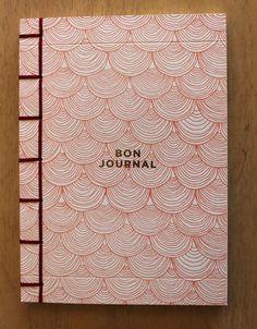 Orange Bon Journal