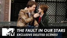 I'm dying right now!!!!!! DELETED SCENES FROM TFIOS