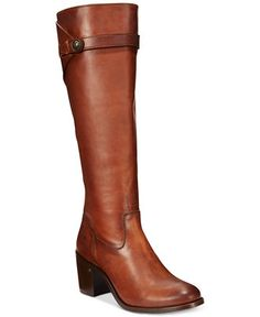 Frye Malorie Button Tall Boots - Boots - Shoes - Macy's