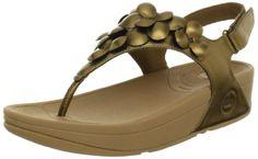 4373c142fd2075 FitFlop Women s Fleur Slingback Sandal