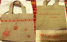 mini borsa per una regalo - schemi tratti da un libro Acufactum