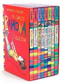 The Complete Ramona Collection!