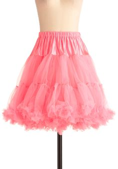 Va Va Voluminous Short Petticoat in Pink