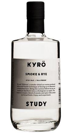 Kyrö Distillery - STUDY