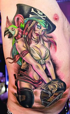 Tattoo by Joe Capobianco