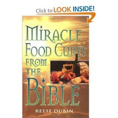 miracle food cures from the bible pdf