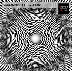 Płaski #obraz, a wrażeniu głębi nie da się oprzeć 😀🤔 ...ach te nasze #oczy 😍 #optyk #optometrysta #okulista #wzrok #badanie #ekspert #złudzenie #ciekawostka