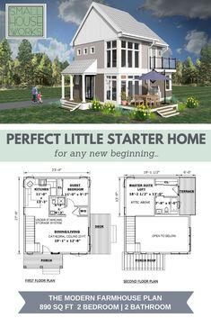 11 great starter home plans images in 2019 starter home plans rh pinterest com