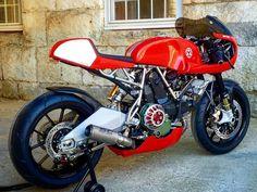 Ducati by Walt Siegl
