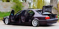 JUST BMW E38