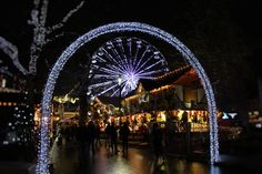 Leicester Square, famous square in the heart of London, has a lively Christmas Market this Winter, where you will find mulled wine and other festive treats - and right by the big movie theatres where celebrities walk up the red carpets most evenings! More info on night tours contact www.britishtours.com London Christmas Lights, Christmas Holidays, Leicester Square, Mulled Wine, Red Carpets, London Street, Theatres, Holiday Festival, Movie Theater