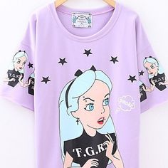 T shirt alice in wonderland disney
