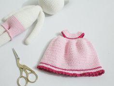 Mesmerizing Crochet an Amigurumi Rabbit Ideas. Lovely Crochet an Amigurumi Rabbit Ideas. Crochet Baby Toys, Cute Crochet, Crochet Dolls, Crochet Clothes, Crochet Bunny Pattern, Crochet Rabbit, Crochet Toys Patterns, Amigurumi Free, Amigurumi Doll