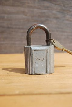 Yale lock made within Willenhall