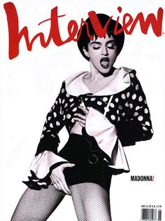 """""""Early 90s Madonna was my favorite Madonna."""""""