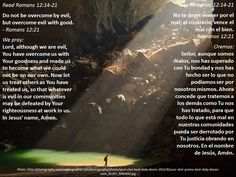 God can change our hearts + Dios puede cambiar nuestros corazones  https://www.biblegateway.com/passage/?search=Rom+12%3A14-21