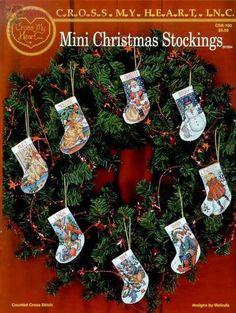 Gallery.ru / Фото #1 - Mini christmas stocking picture - Tatiananik