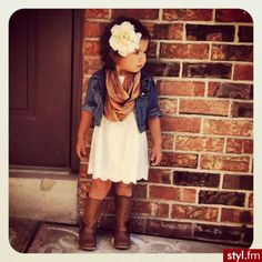 93ab.jpg 608×608 pixels -- fashionable little girl