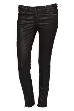 Pantalon effet cuir REIKO - Mode BE