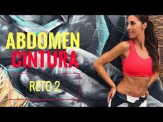 Como Eliminar Grasa Abdominal y Reducir Cintura en 30 Días | Abdominales de Pie - YouTube