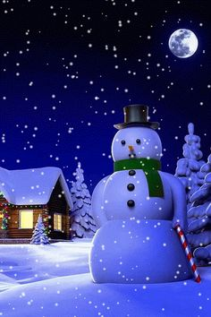 Merry Christmas & Happy New Year ! Merry Christmas & Happy New Year ! Merry Christmas Gif, Christmas Scenes, Christmas Past, Merry Christmas And Happy New Year, Blue Christmas, Christmas Pictures, Beautiful Christmas, Winter Christmas, Vintage Christmas