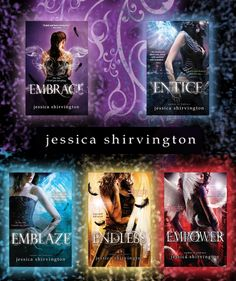 The Embrace Series by Jessica Shirvington! (US and UK editions) #Violet Eden #Lincoln Wood #Phoenix