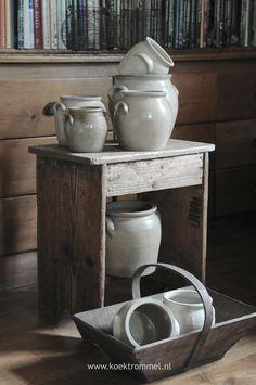 oude Elzasser potten