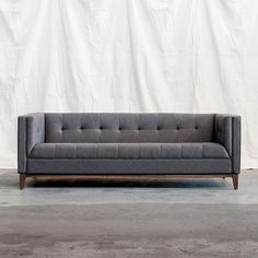 Atwood Sofa | Sofas & Sleepers | Gus* Modern Love the profile of this sofa.