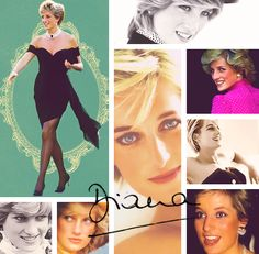Lovelyprincessdiana:  Diana composite (great photoshop work here on this tumblr site)
