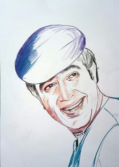 """Artist #DeepakShukla Gives Us All KAKA Fans A Glimpse  Of His 'Work In Progress On The Commissioned Sketch Of RAJESH KHANNA As It Comes Alive On The Canvas Of #DeepakShukla999 Behind The Scenes Before It Is Ready For The Final Presentation...Am Sure #PannaDhillon Is Simply Going To Love This Collector Sketch!!!"
