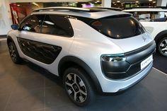 OG | 2014 Citroën C4 Cactus - Project E3 | Clinic test no.1 dated 2009