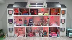 HUGE AMERICAN GIRL DOLL HOUSE TOUR!!!! 2017 NEW