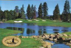 running y ranch & Golf = Fabulous time! Near Klamath Falls Oregon