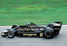 Ronnie Peterson Lotus 1978
