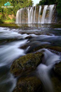 Tinuy-an Falls (Bislig City, Surigao del Sur PH)