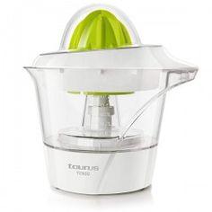 227532 Spremiagrumi Taurus L Blanco Verde Milk Shakes, Taurus, Kiwi, Electric Juicer, Shops, Hygiene, Popcorn Maker, Ebay, Household