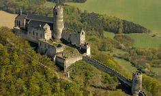 Bezdez Castle - Constructed between 1260 - 1280.