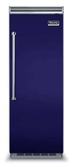 """Viking's built-in refrigerator combines a narrow width with enough extra interior space to fit a large pizza box. 30"""" w. x 83"""" h. x 26.50"""" d., $9,629; viking.com"""