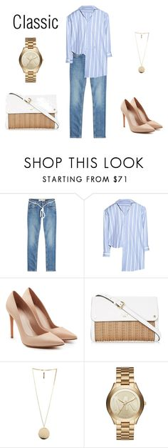 """""""Untitled #307"""" by monicazelin on Polyvore featuring Off-White, Vetements, Alexander McQueen, Givenchy and Michael Kors"""