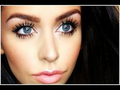 How To Make Your Eyelashes 5 Times Larger Using Mascara!
