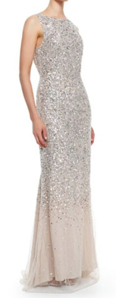 sleeveless beaded messh gown  http://rstyle.me/n/tjha6pdpe