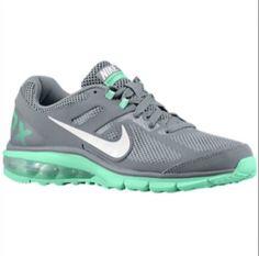 f5015e5d00ec Nike Air Max Defy Run - Women s - Running - Shoes - Cool Grey Green Glow  White