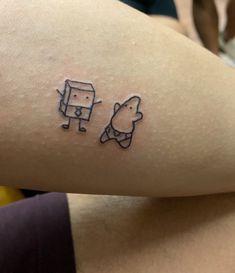 Sharpie Tattoos, Bff Tattoos, Dainty Tattoos, Dope Tattoos, Funny Tattoos, Friend Tattoos, Pretty Tattoos, Mini Tattoos, Funny Small Tattoos