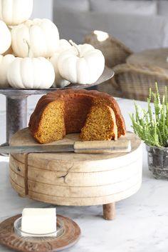 Debra Hall Lifestyle: The Smell of Warm Pumpkin Bread...