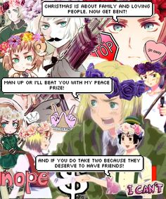 collage de hetalia - Buscar con Google
